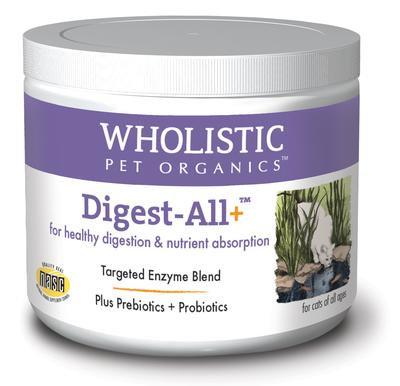 Wholistic Pet Organics Feline Digest-All+ 2 oz