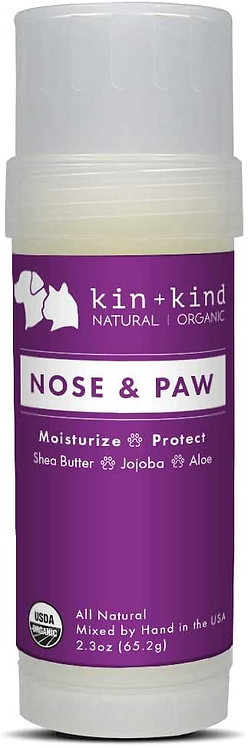 Kin + Kind Nose & Paw Stick 2.3 oz