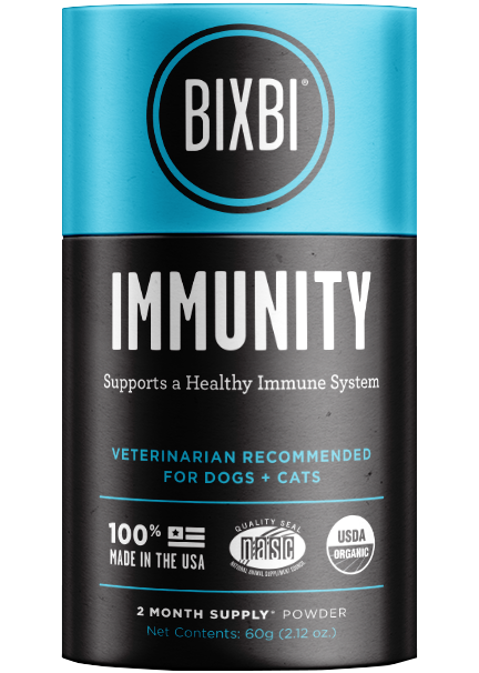 Bixbi Organic Pet Superfood IMMUNITY 60 g