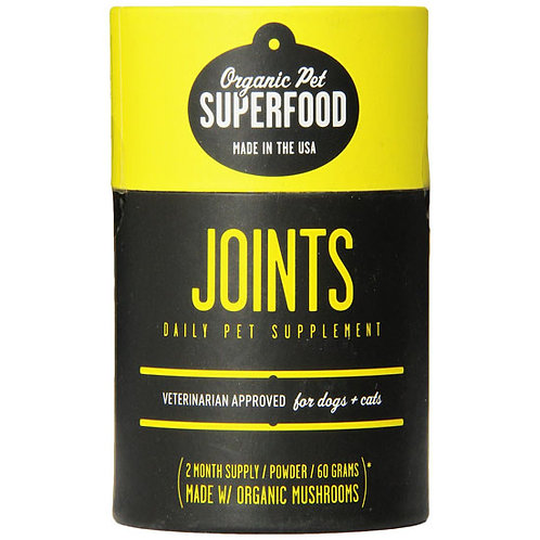 Bixbi Organic Pet Superfood JOINTs 60 g