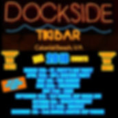 Colonial Beach Yacht Center - Dockside Restaurant and Tiki Bar