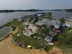 Colonial Beach Yacht Center - Dockside Restaurant and Tiki Bar
