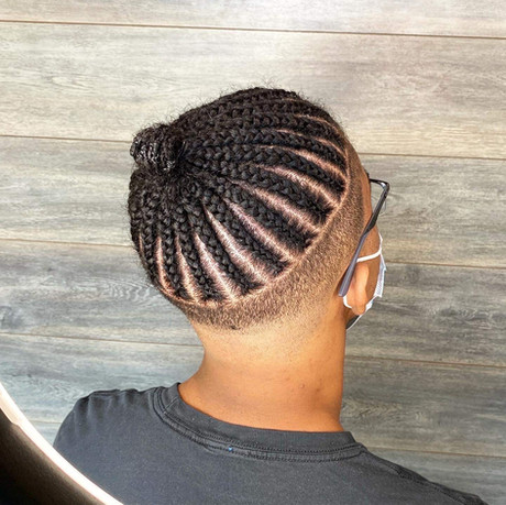 aura salon and spa braids