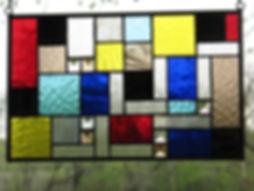Geometric-Abstract  Bulding Blocks of li