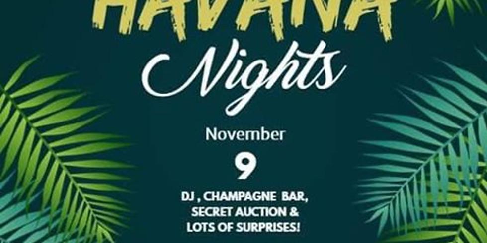 Havana Nights Champagne Party