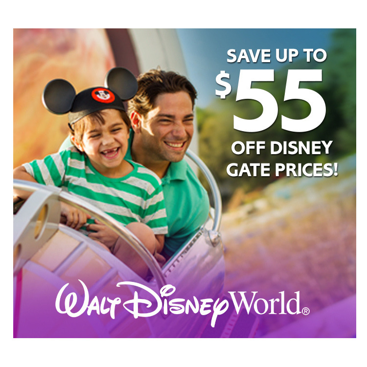 Discount Walt Disney World