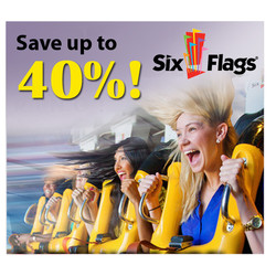 Discount at Six Flags