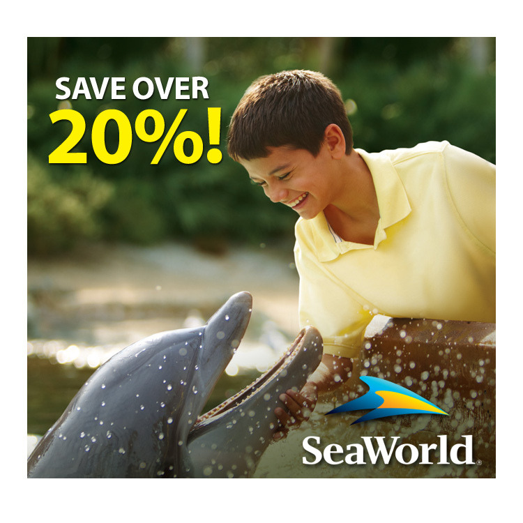 Discount SeaWorld
