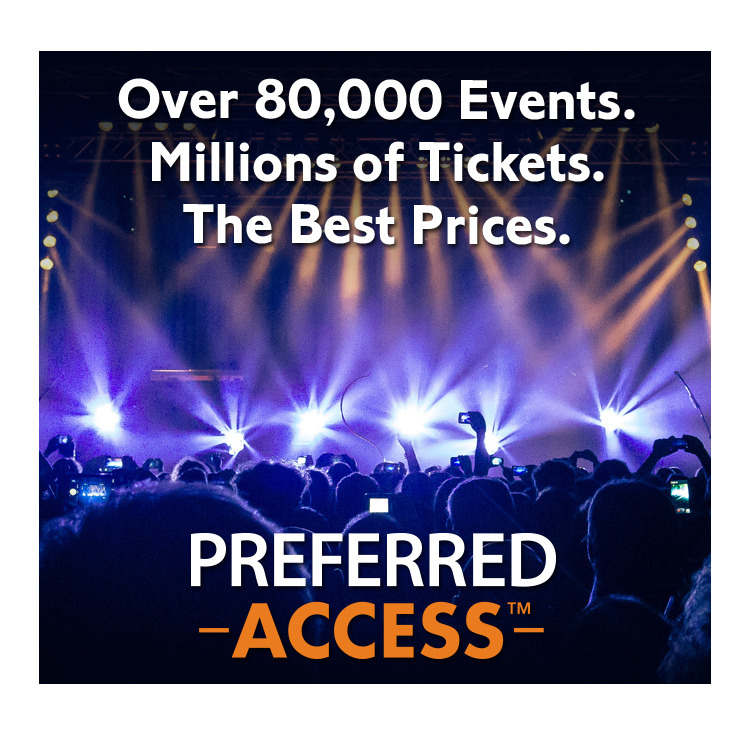 Discount Concert Tickets