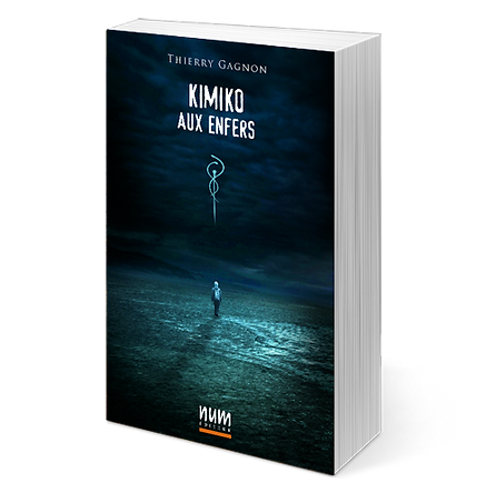 Kimiko aux enfers | NUM Éditeur