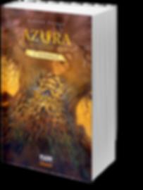 Azura l'intégrale de Gaëtan Picard, publié chez NUM Éditeur.