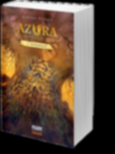 Azura l'intégrale de Gaëtan Picard chez NUM Éditeur.