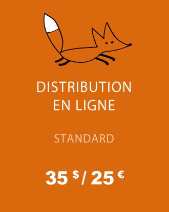 Distribution Standard (3 titres)