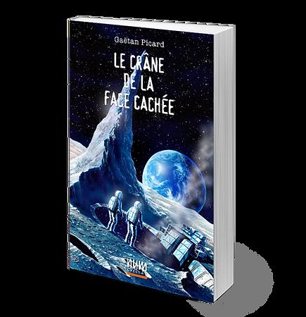 Le crâne de la face cachée de Gaëtan Picard, publié chez NUM Éditeur.