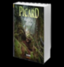 Poussière d'Éden de Gaëtan Picard, publié chez NUM Éditeur.