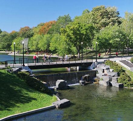 NUM Éditeur est situé à un jet de pierre du Parc la Fontaine, à Montréal.