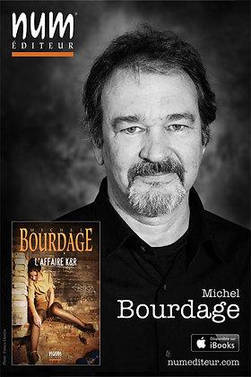 Michel Bourdage (affiche)