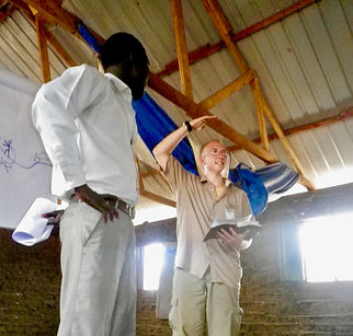 Teaching Youth in South Sudan