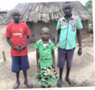 Childern of South Sudan, Mercy Partners