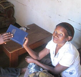 Bible Outreach and empowerment, Mercy Partners, North and East Africa, charity