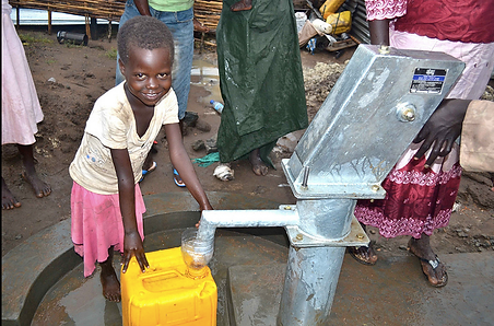 Project Jacob, Mercy Partners safe clean water well project in North and East Africa