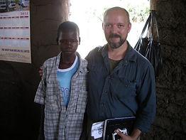 Tom Kilian of Mercy Partners, South Sudan