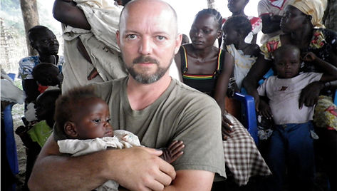 Tom Kilian of Mercy Partners, Biography, South Sudan, North and East Africa
