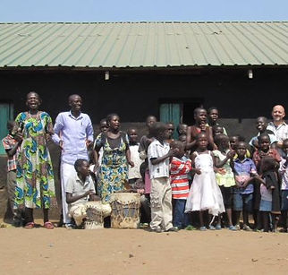 Church and School in Gudele, South Sudan, Church of Christ/Christian Churches, Mercy Partners, Childern, North and East Africa
