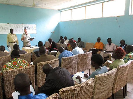 Church, Pastor Conference Training in Ethiopia in 2012, hosted by Mercy Partners and Sudan African Mission
