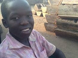Boy discusses terrors and horrors of South Sudan's civil war