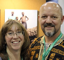 Tom ans Sandie Kilian of Mercy Partners, Christian Charity, Africa