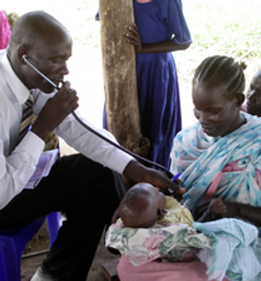 Medical Clinics, South Sudan, North and East Africa, Charity, non-profit, Mercy Partners