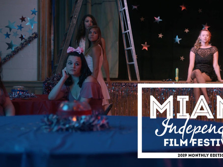 Summer Hill in Miami Independent Film Festival Monthly Edition