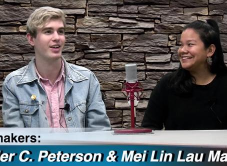 Interview: Tyler C. Peterson & Mei Lin Lau Mann on the Paul Stefan Show