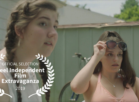 Summer Hill in Reel Independent Film Extravaganza 2019