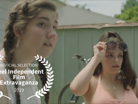 Summer Hill in Reel Independent Film Extravaganza 2019
