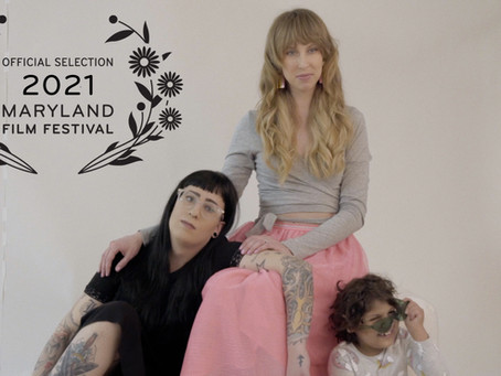 Mom & M in Maryland Film Festival 2021
