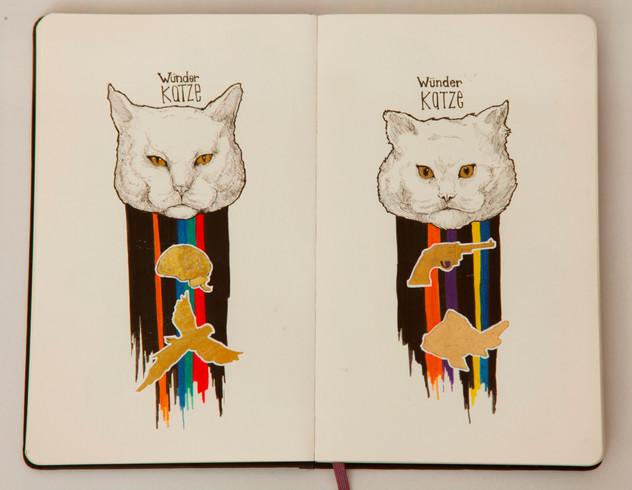 Wünder Katze