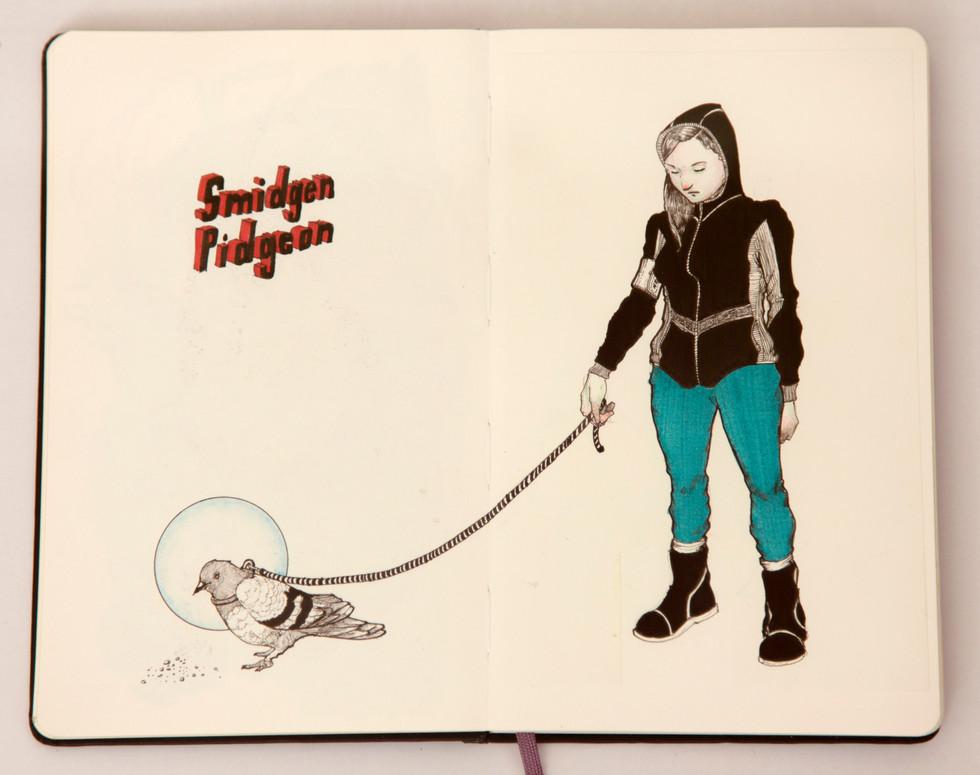 Smidgen Pidgeon