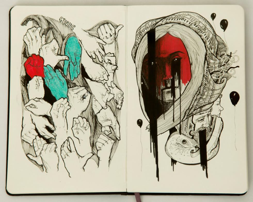 Ink Studies