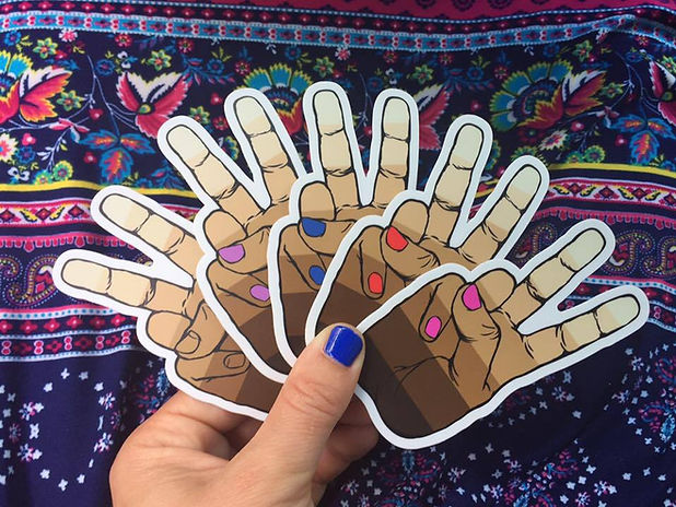 Peace Sign Decal, Peace Sign Sticker