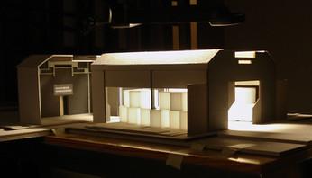 Neuromancer - Julius Deane's Warehouse
