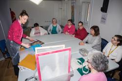Art Printing Class