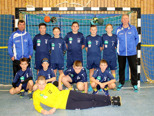 Schwere Saison der SVL C-Jugend abgeschlossen