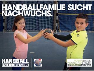 Handballfamilie Sucht Nachwuchs
