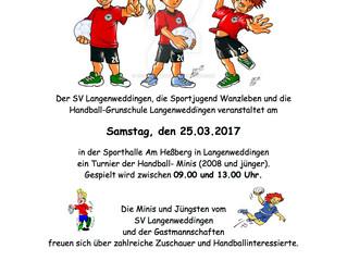 Mini Turnier am 25.03.2017