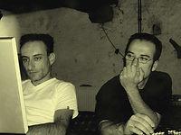 Sébastien Bramardi et Michel Françoise