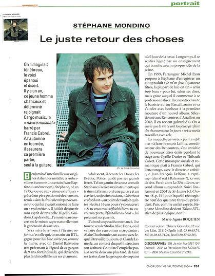 Chorus automne 2004.jpg