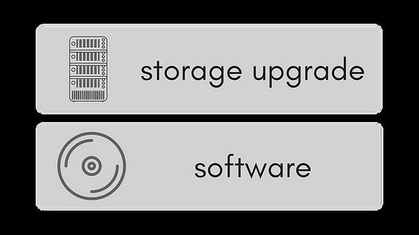 MAC | PC REPAIRS Charlotte, NC - Storage Upgrade | Software