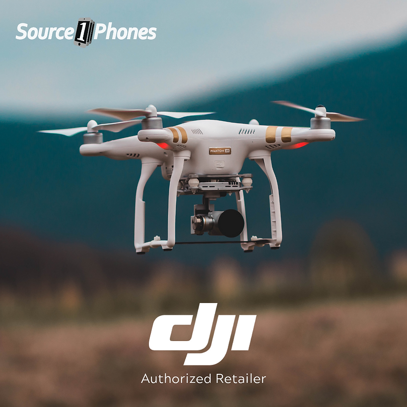 DJI Authorized Retailer Charlotte, NC | Rock Hill, SC | Indian Land, SC | DJI Drones | Drone Repair